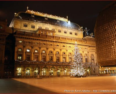 National Theatre in Prague, Czech Republic