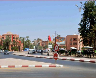 Moroccan transport systems