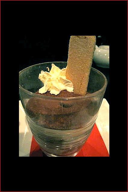 Tiramisu di Toscana Marscapone and coffee cake