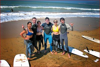 Le Group photo