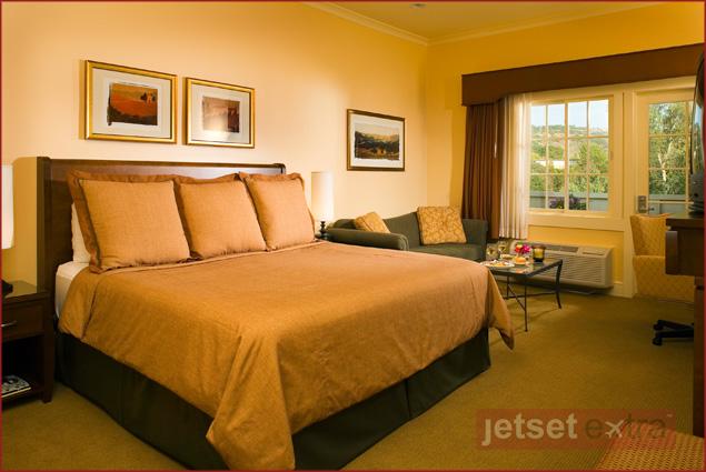 River Terrace Inn - Guest room
