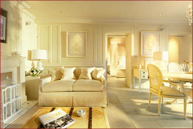 Luxury Suite Blanc de Blanc