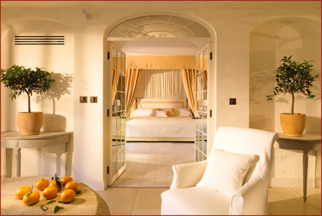 Luxury Suite L'Orangerie