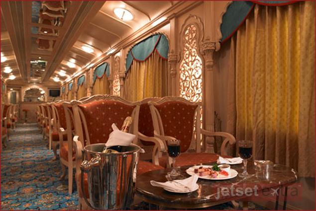 Luxury Train Rides Around the World: Spoil Yourself