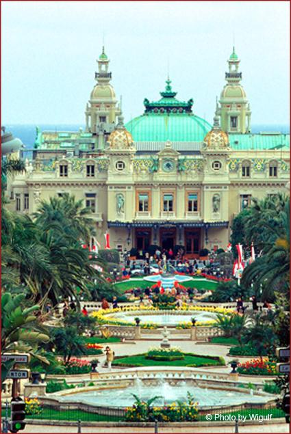 Best Gambling Around the World: Monte Carlo Casino
