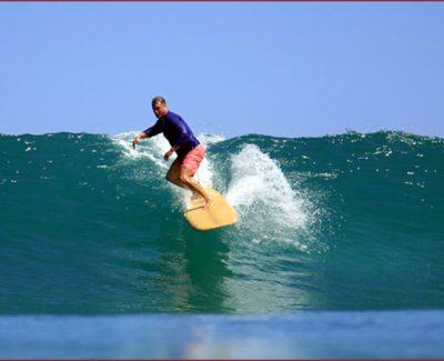 Todos Santos - Surfing