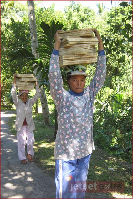 Local laborers