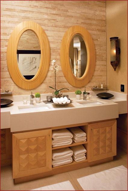 Saxon Johannesburg Villa - Bathroom Suite