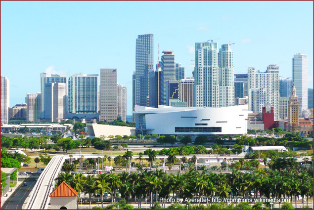 Central Downtown, Miami