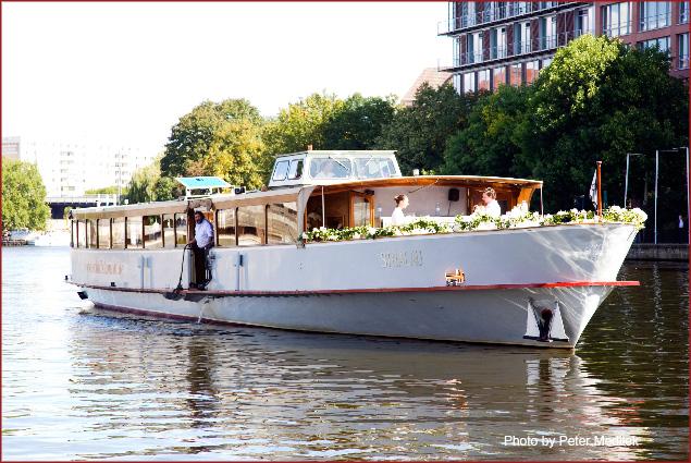 Stralau Boat, Berlin