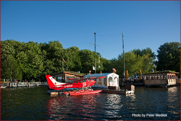 Duck 01- Floatplane, Berlin
