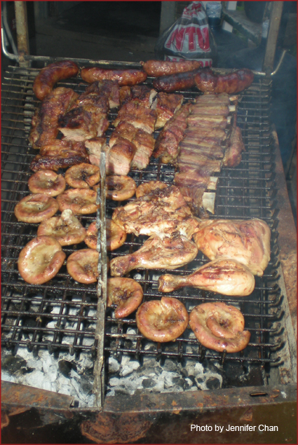 Of course, Asado—one of the best