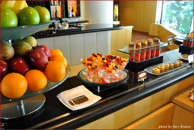 Club InterContinental can be added to any room price in the hotel