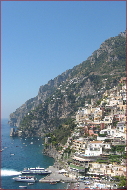 Avoid the crowds in Rome, find peace and great flavor on the Amalfi Coast