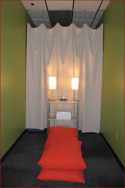 The Affirmation Room at Skin Fitness
