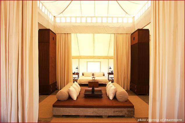 Tent Interior, Aman-i-Khás