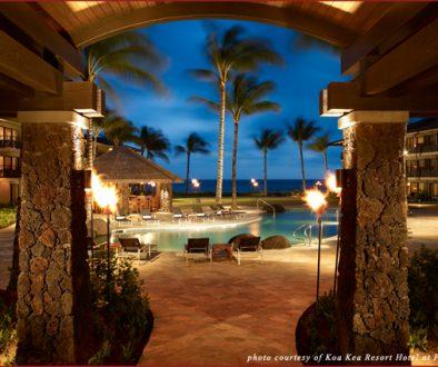 The Pool at Koa Kea Resort, Hawaii