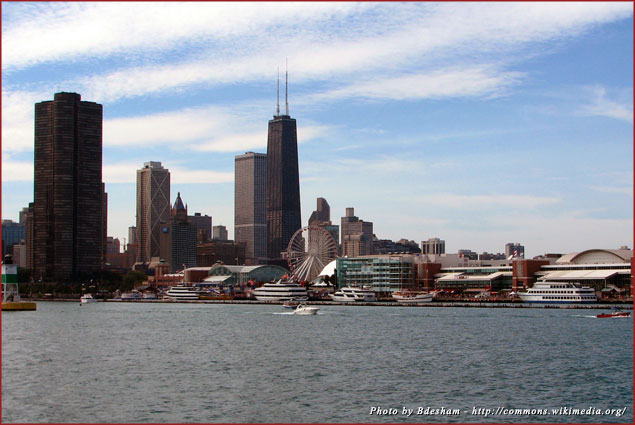 Chicago's Navy Pier