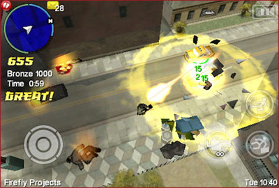 GTA Chinatown Wars from Rockstar Games