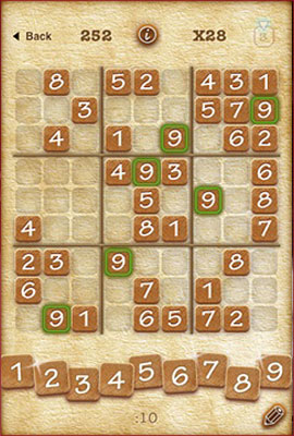 Sudoku 2 from Finger Arts