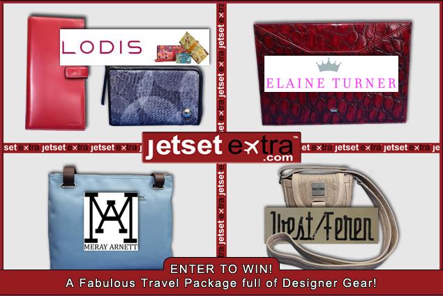Win Designer Travel Gear