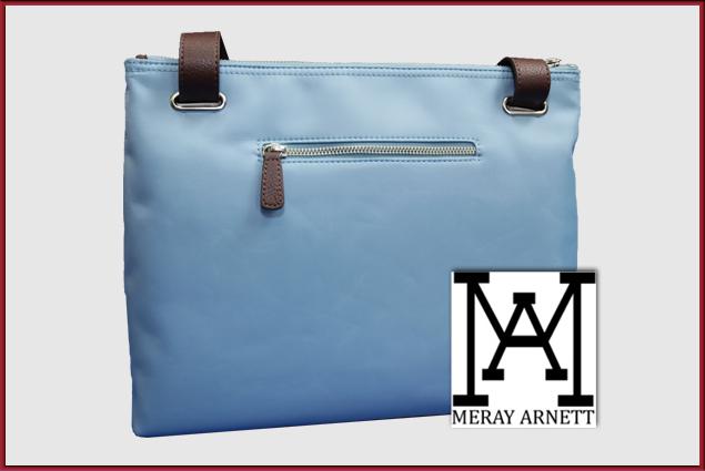 Shoulder bag by West/Feren