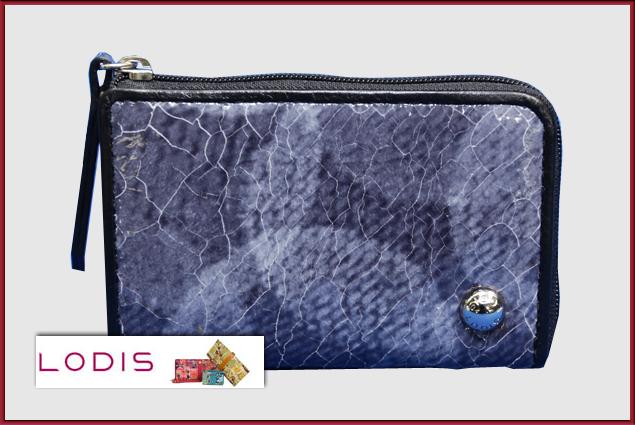 Zipper wallet by Lodis