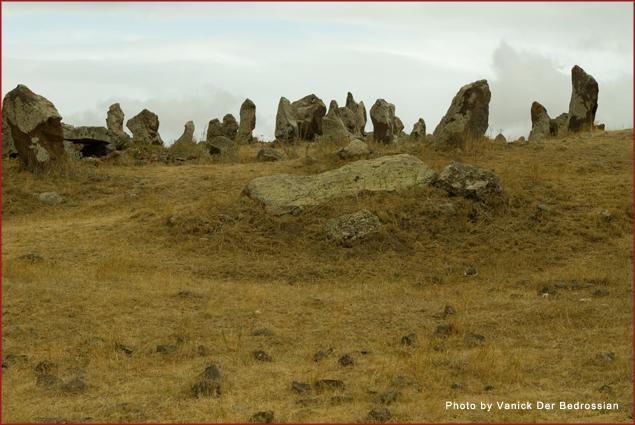 Karahundj stones