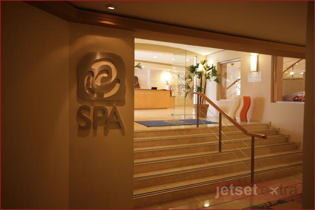 SPA at JW Marriott Cancun