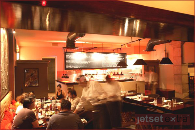 The Dining Room at John Gray's Downtown
