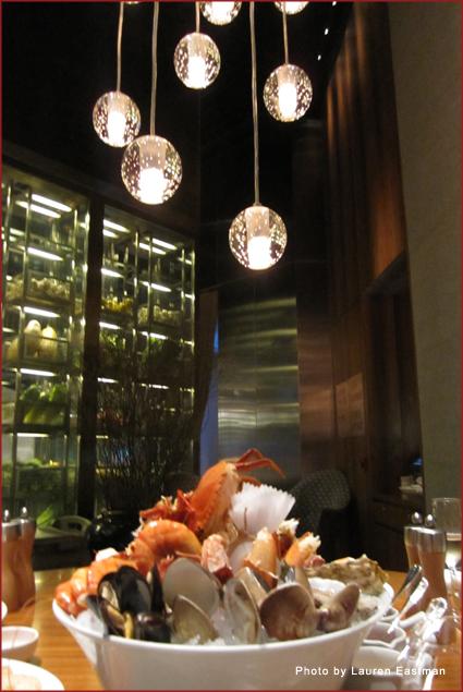 Dinner in Macau
