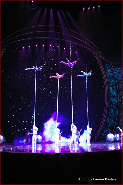 Zaia show in Macau