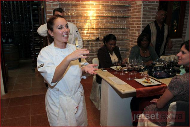 Chef Heidi Benyair