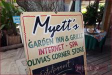 Myett's Garden Grille, Cane Garden Bay - Image Gallery