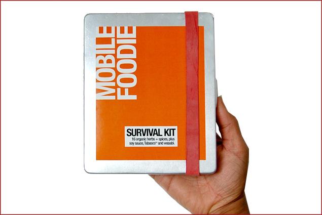 Mobile Foodie Survival Kit