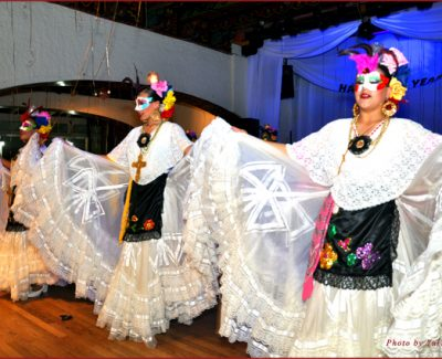New Year's Eve celebration at Rosarito Beach Hotel