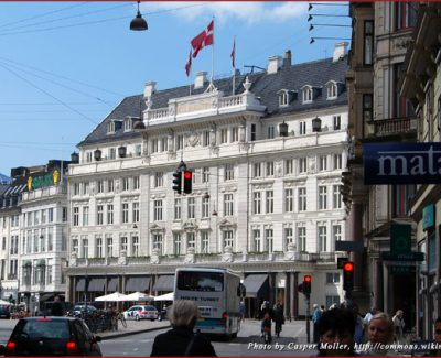 Hotel d'Angleterre - the grand olde lady of Copenhagen hotels