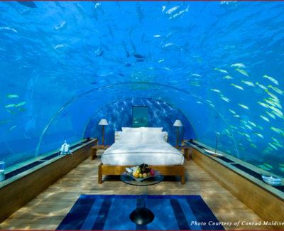 Conrad Maldives Underwater Suite