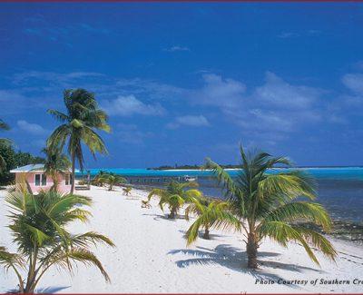 Little Cayman Island, Caribbean has more than a dozen secluded beaches