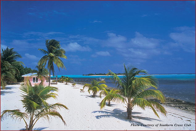Little Cayman Island, Caribbean has more than a dozen secluded beaches