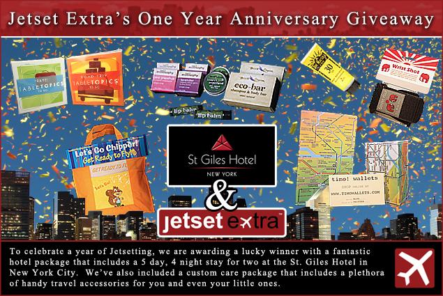 Happy Birthday to Jetset Extra!