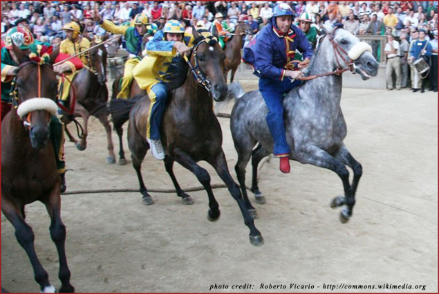 The World's Most Extreme Races - Il Palio