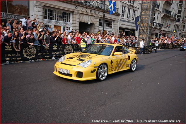 The Gumball 3000