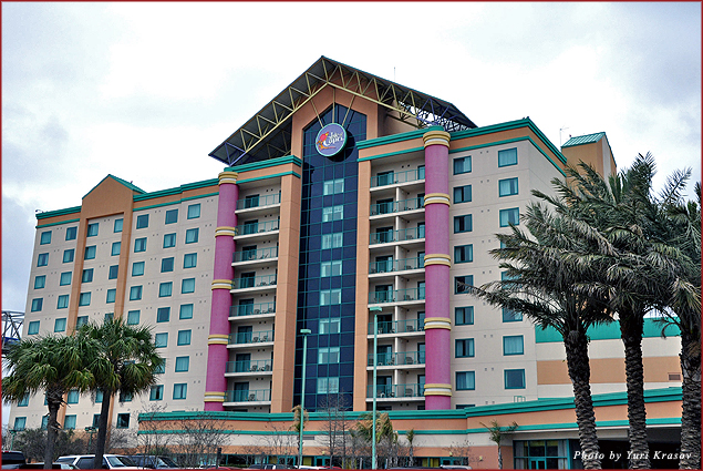 Isle of Capri Casino Hotel at Lake Charles, Louisiana