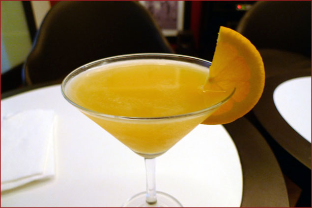 The Fuzzy Navel