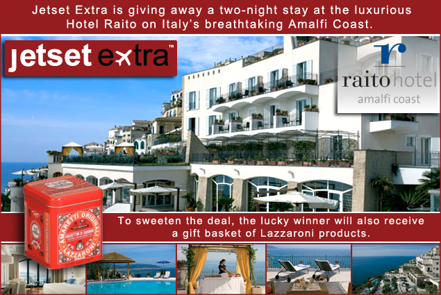 Win a two-night stay at the Hotel Raito!