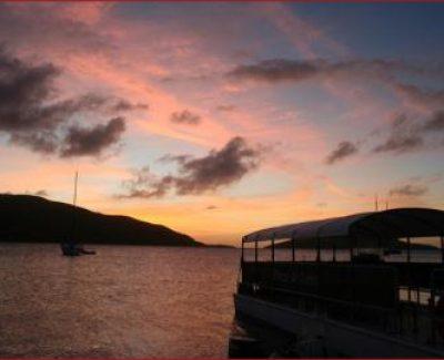 Sunset at Leverick Bay