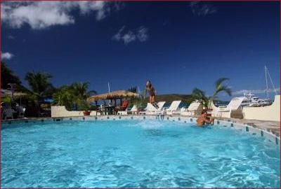 Leverick Bay Resort swimming pool