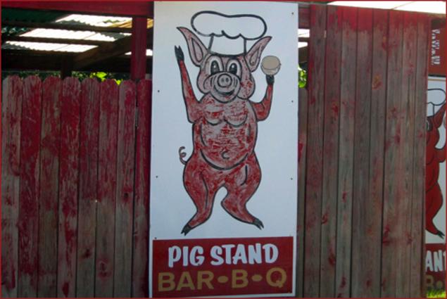 The Pig Stand Bar-B-Q