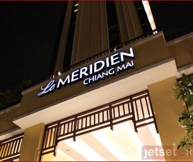 Le Meridien Chiang Mai is a part of the Le Meridien hotel brand owned by Starwood Hotels and Resorts